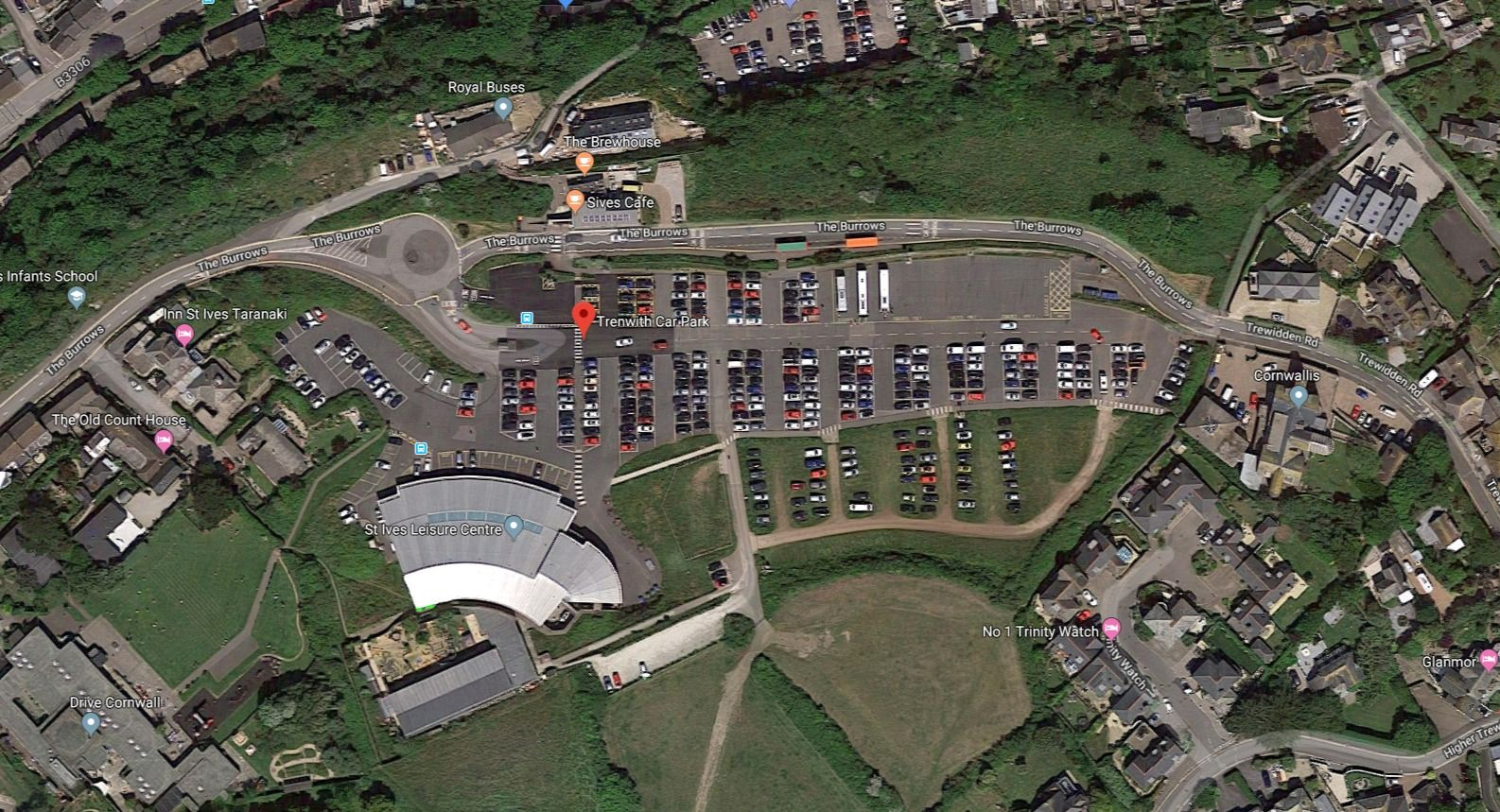 Controversy in St Ives as planners back car park redevelopment and